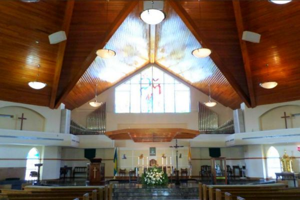Discover Downtown Nassau's Historic Churches Over Easter Weekend 2016