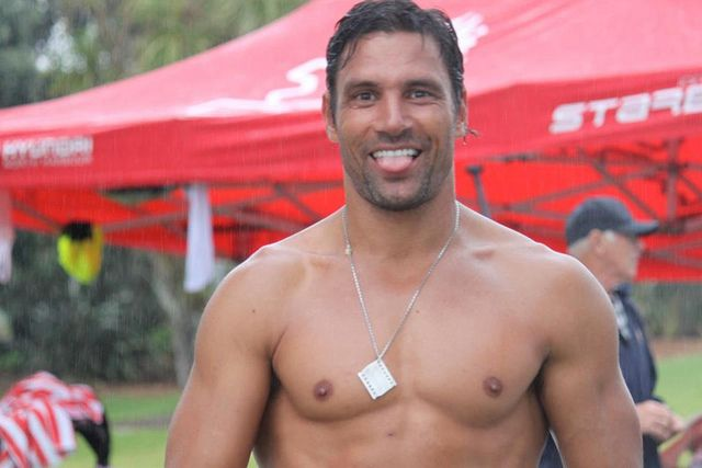 Great actor : Manu Bennett by Supremesunny, via Flickr