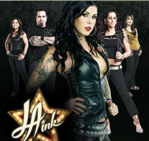 la ink tv series | LA Ink Tattoo TV Show