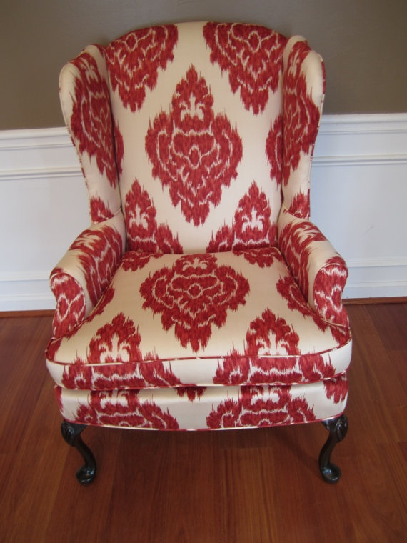 Chairs Wingback Chairs And Accent Chairs On Pinterest