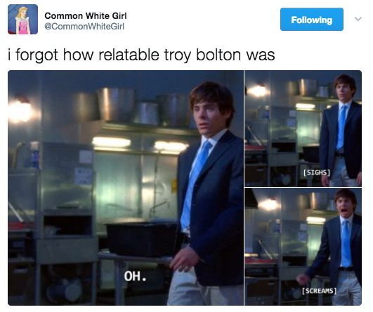 "51 Hilarious ""High School Musical"" Tumblr Posts And Tweets"