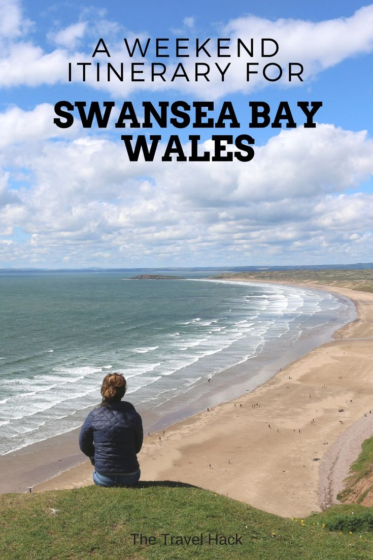 A weekend itinerary for Swansea Bay, Mumbles and Gower