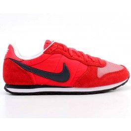 Zapatilla hombre Nike Genicco rojo www.decimas.es