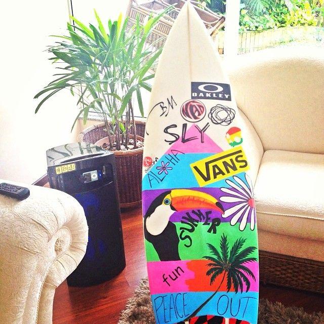 Cool Surfboard...