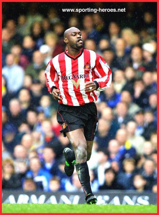 Patrick MBOMA Sunderland FC
