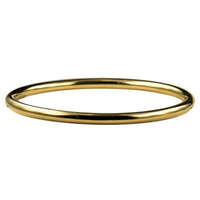 Bangle - PLATED GOLD GOLF - Stainless Steel