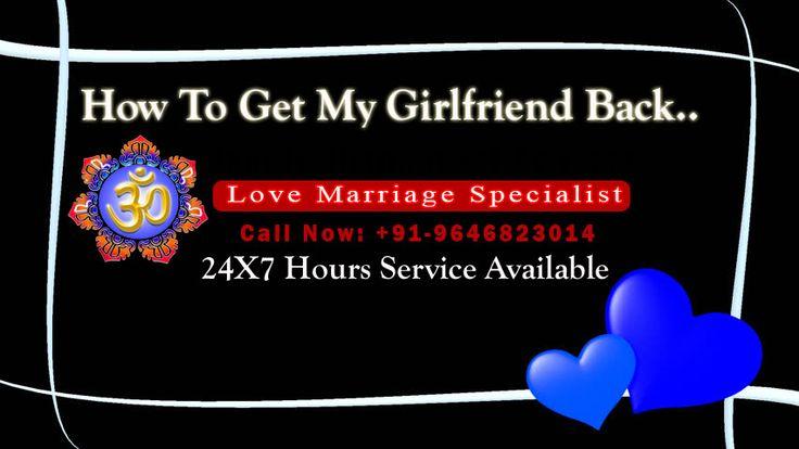 #How_to_get_ex_girlfriend_back_vashikaran,black magic,astrology can help u to get your girlfriend back after a break up or she has a new boyfriend. Name Shankar Lal Acharya Ji One Call Get Solution +91-9646823014 अगर आप भी अपने प्यार को वापिस अपने जीवन में पाना चाहते है तो हमारे पंडित जी आपको कुछ ऐसे उपाय और टोटके बताने जा रहें है जिससे आप अपनी गर्लफ्रेंड या बॉयफ्रेंड को वापिस पा सकते आप किसी भी प्रकार की समस्या के लिए अभी सम्पर्क करें  #how_to_get_lost_ex_girlfriend_back…