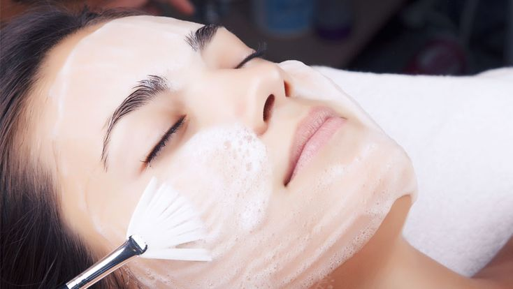 Find out everything you need to know about at home chemical peels on SHEfinds.com.