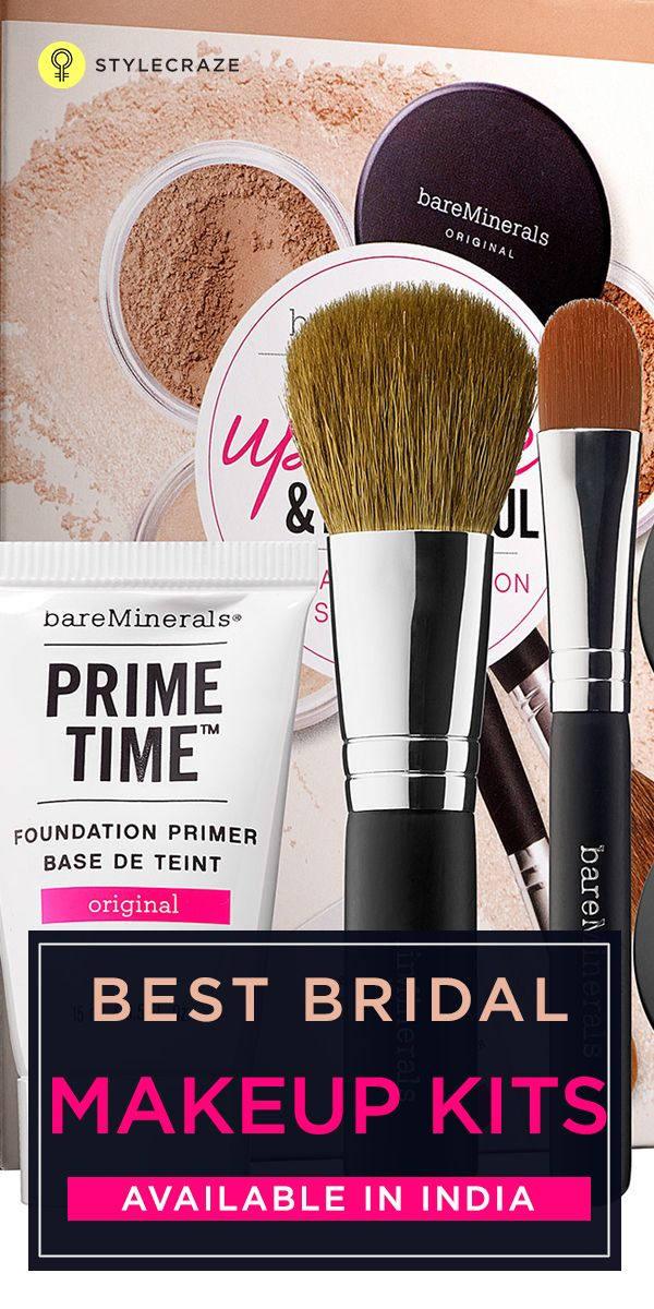 List of kits that will help you find the perfect bridal makeup for your wedding at the best affordable price. Click to know more