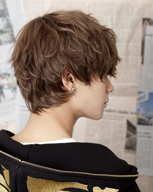 Best Hair Images On Pinterest Hair Cut Hair Dos And Hair Inspo - Curly short hair kpop