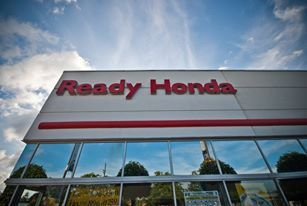 READY #HONDA  New #Vehicle Showroom, #Parts, Used Vehicles, Service and Body shop.  Serving #Mississauga, #Toronto and the #GTA