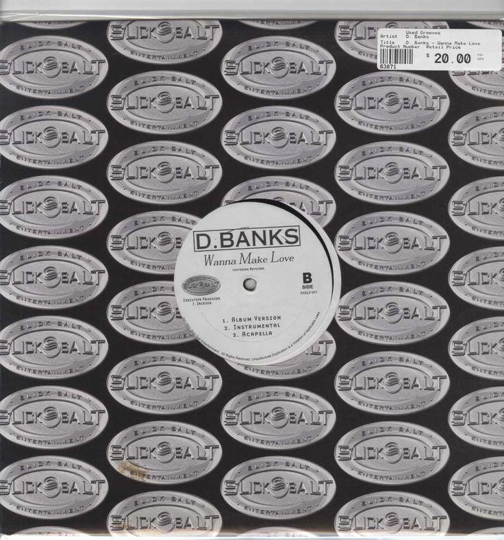 D. Banks - Wanna Make Love