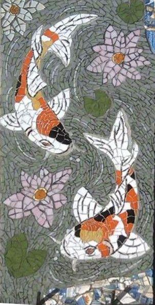 KOI FISH by Chris Wolf