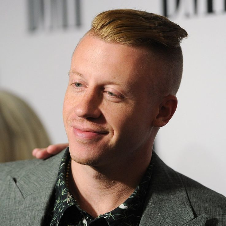 Macklemore Hairstyle Called Hair