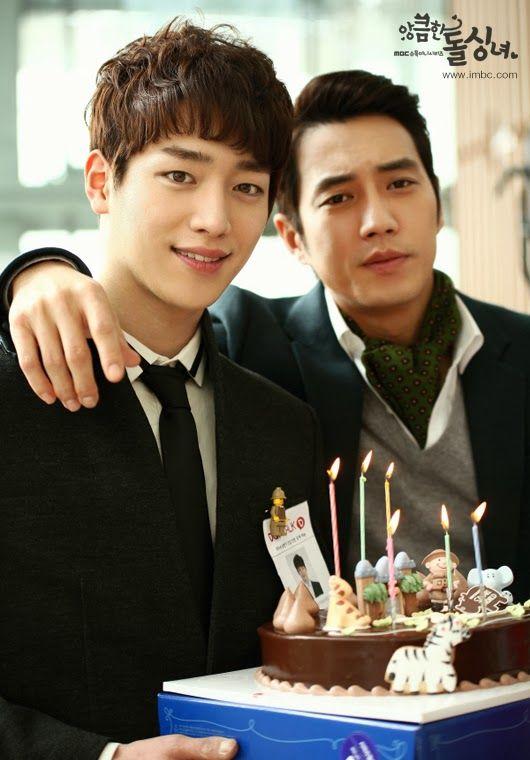 Seo Kang Joon and Joo Sang Wook