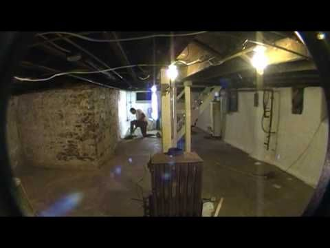How To Paint Concrete Basement Walls