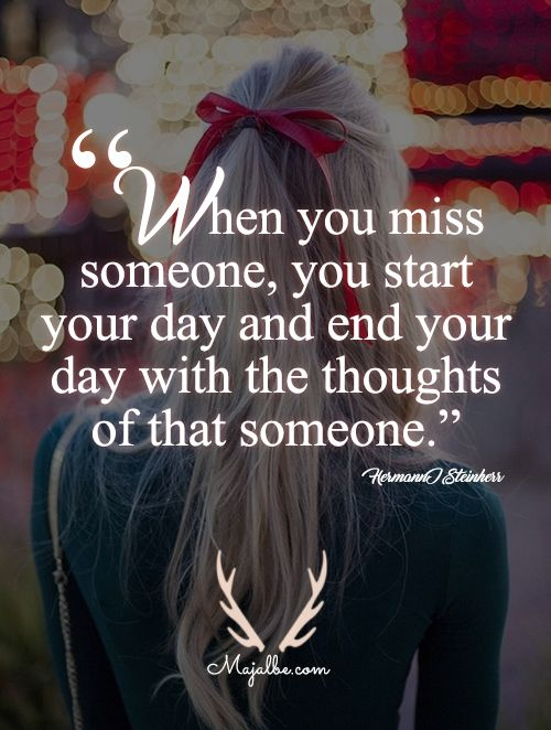 Sad I Miss U Quotes: 17 Best Miss U Quotes On Pinterest
