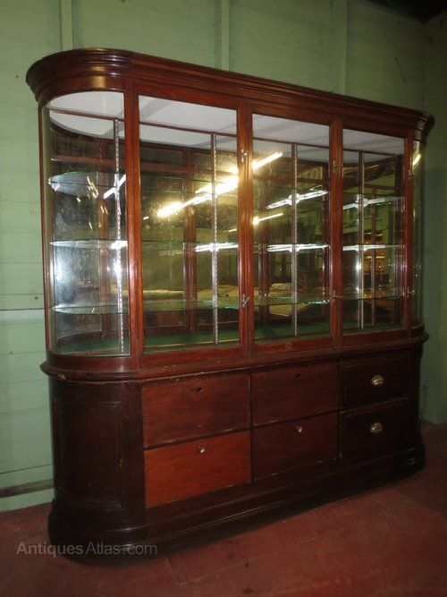 Mahogany Mirror Backed Shop Display Cabinet - Mahogany Mirror Backed Shop Display Cabinet Having Curved Glass. Image Number 73 Of Reclamation Doors . & Reclaimed Doors Gloucestershire u0026 Reclamation Yard In Sussex ... pezcame.com