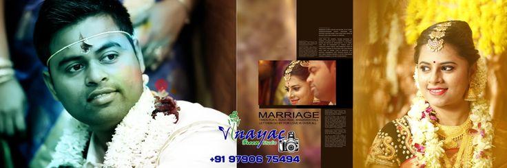 #Wedding  photography in pondicherry, cuddalore, chennai, kallakurichi, chidambaram.  Vinayac Green Studio For Photography CONTACT:9790675494
