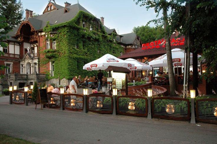 Restauracja Cefe Domek - Kudowa-Zdrój - Zdrojowa 36 A(+48) 74-86-61-575