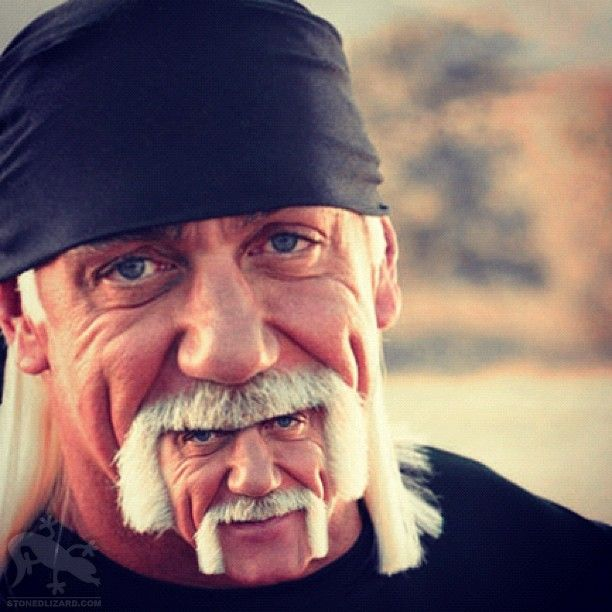 103 best hulk hogan greatest wrestler images on pinterest hulk hogan beard pictures photos and images pmusecretfo Gallery