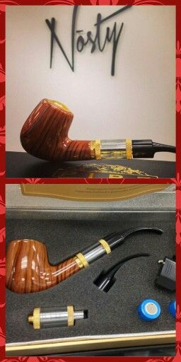 Vape pipe. I know someone who has this! I want a more classic looking one. :D