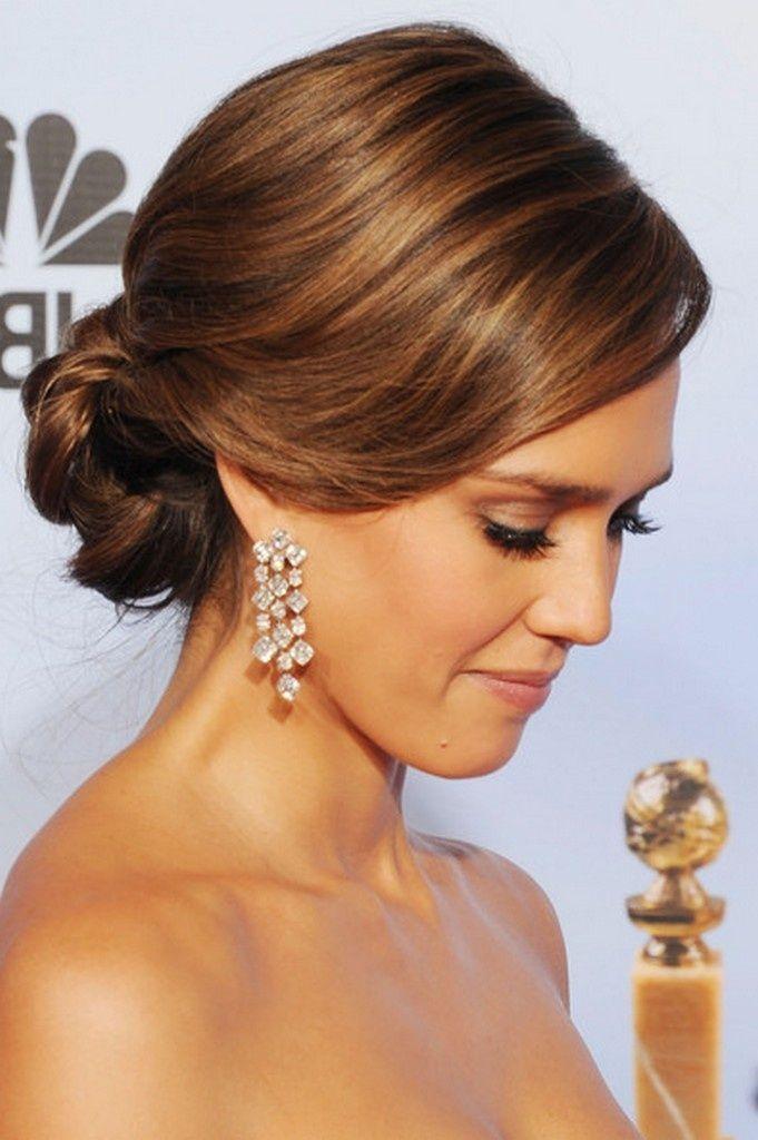 Wedding Hairstyles Jessica Alba Jessica Alba Old Hollywood Hair Hair Pinterest Pict