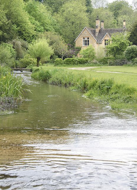 Near Upper Slaughter, Cotswold
