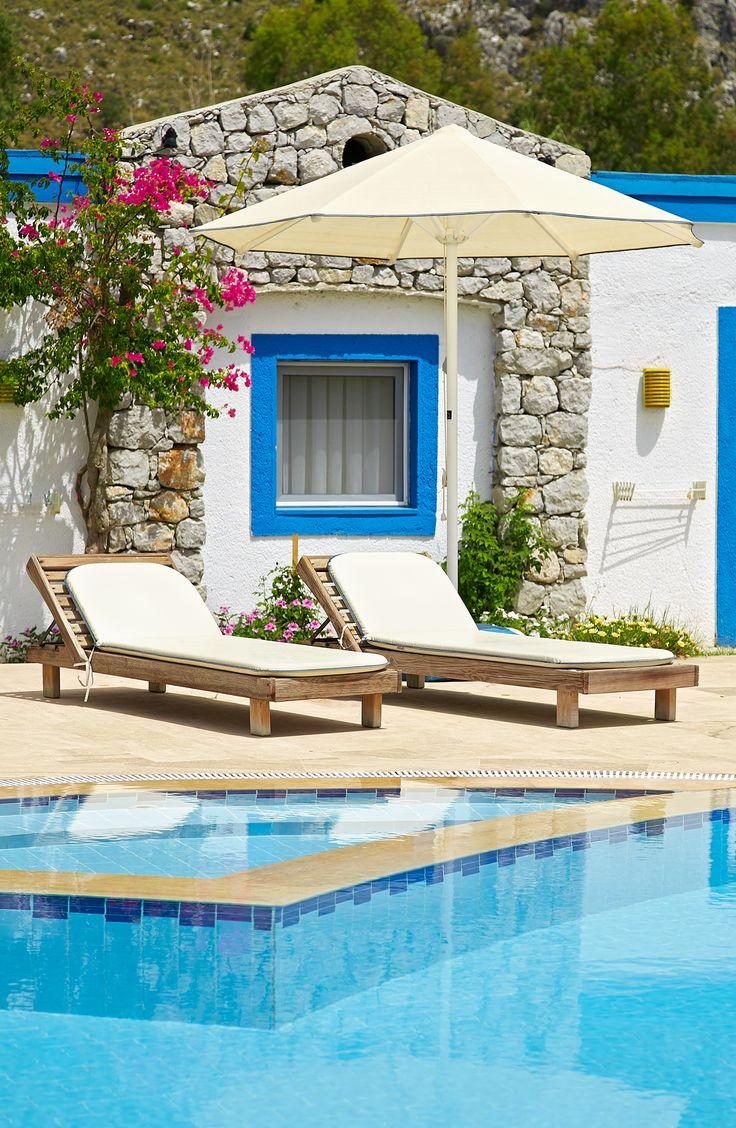Admiral Beach Hotel  Marmaris Selimiye Turkey Pool View
