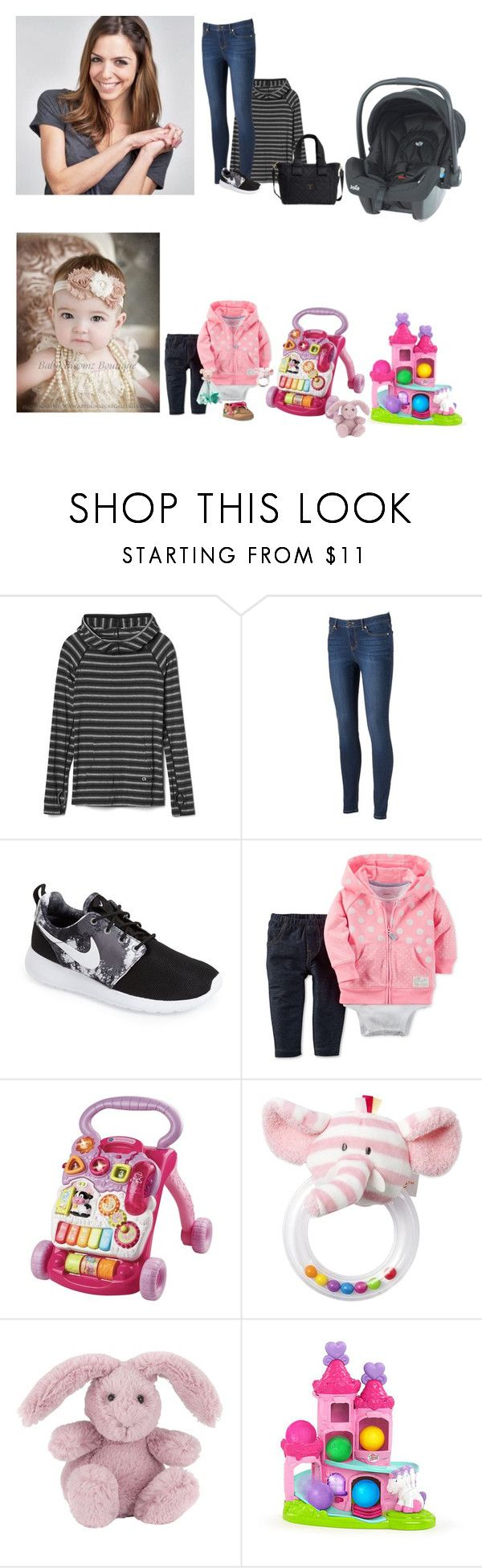 """""""02.26.17Tournament,Play date & Out to dinner"""" by the-hope-family ❤ liked on Polyvore featuring Gap, Jennifer Lopez, NIKE, Carter's, VTech, Manhattan Toy, Jellycat, Marc Jacobs, Mamas & Papas and Sperry"""