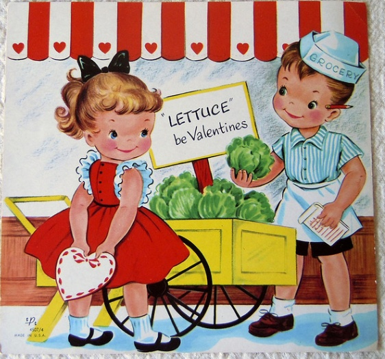 Lettuce Be Valentines