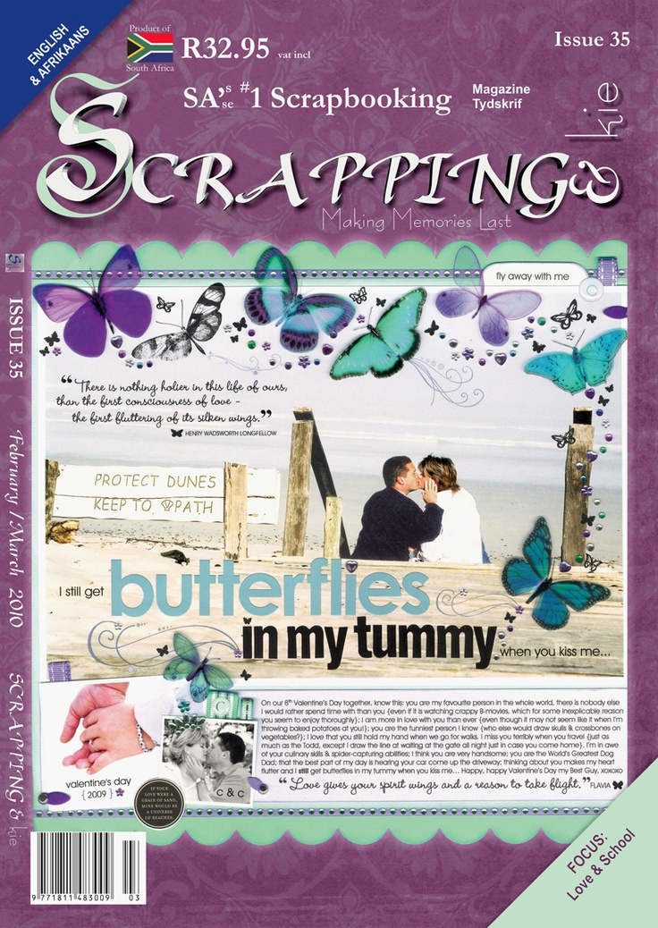 Issue 35 - www.facebook.com/scrappingmagazine