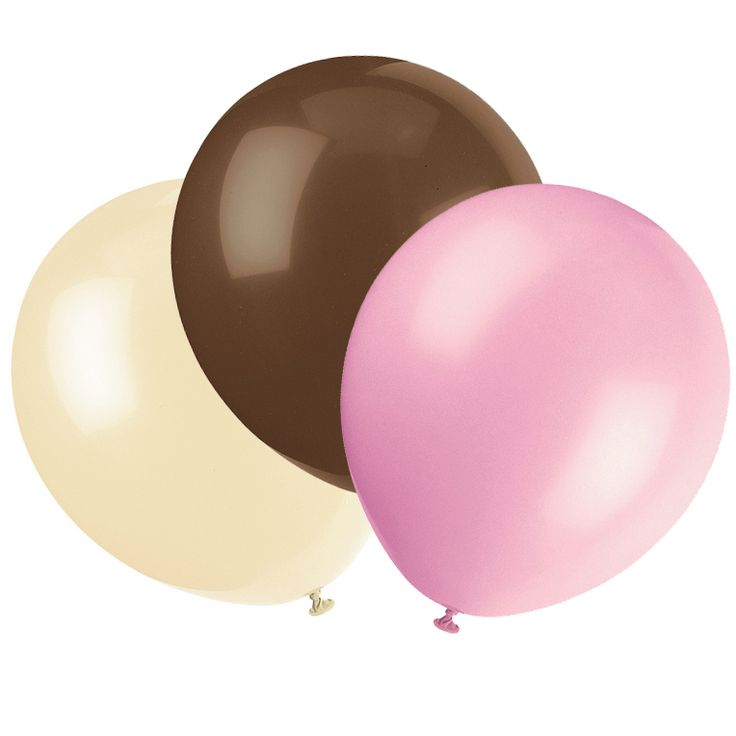 Camo Celebrations  - Pink Camo Balloons Set of 6, $1.99 (http://www.camocelebrations.com/pink-camo-balloons-set-of-6/)