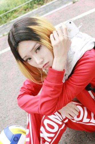 haikyuu cosplay kenma kozume06