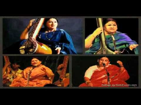 Beautiful classical Indian music. So haunting.