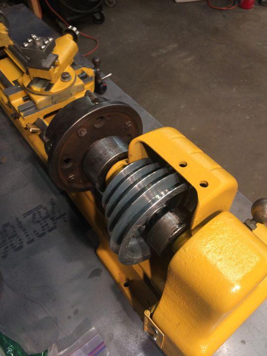 Craftsman 109 Lathe Modifications