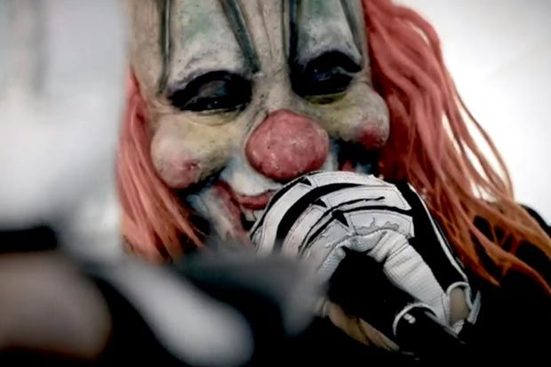 SLIPKNOT's M. Shawn Crahan (a.k.a. Clown) to Direct 'Officer Downe' Movie « News « PureGrainAudio.com