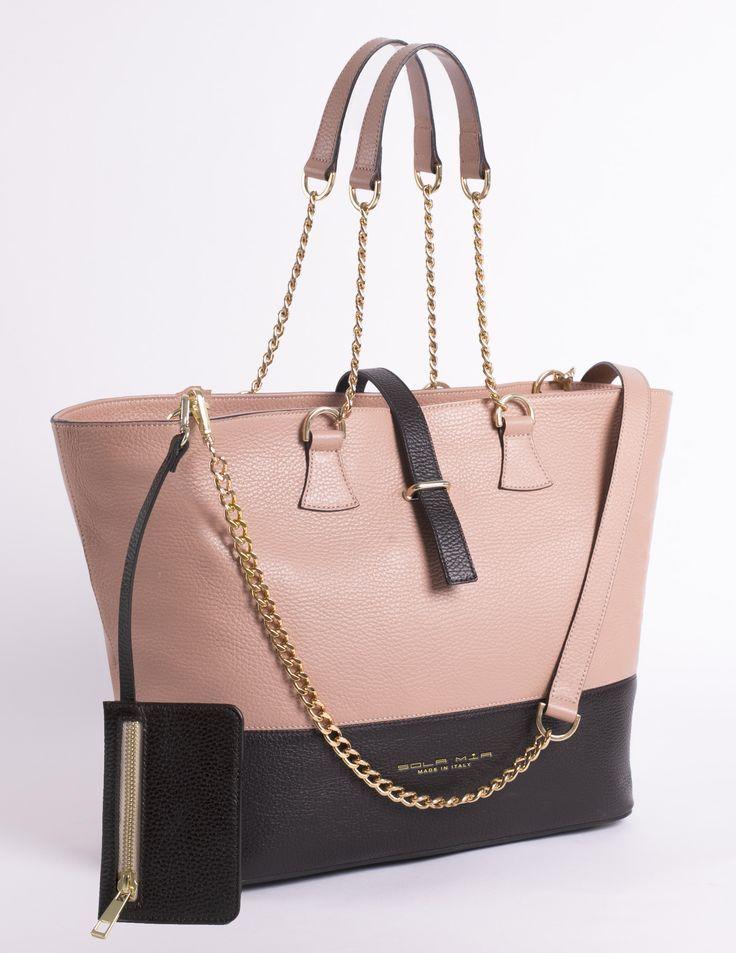 Terra Tote With Chain Handles Handbags Bags Style Fashion Fashionlover
