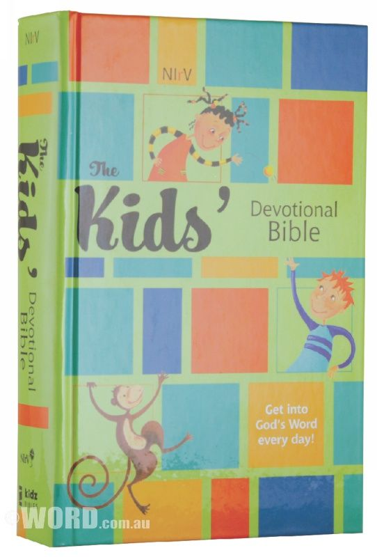 NIRV The Kids' Devotional Bible (Updated & Expanded)