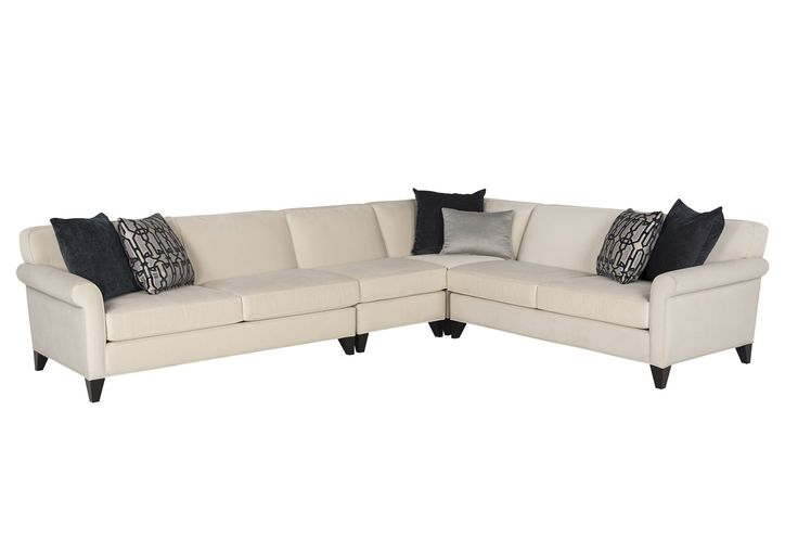 Natalie 4 Piece Sectional