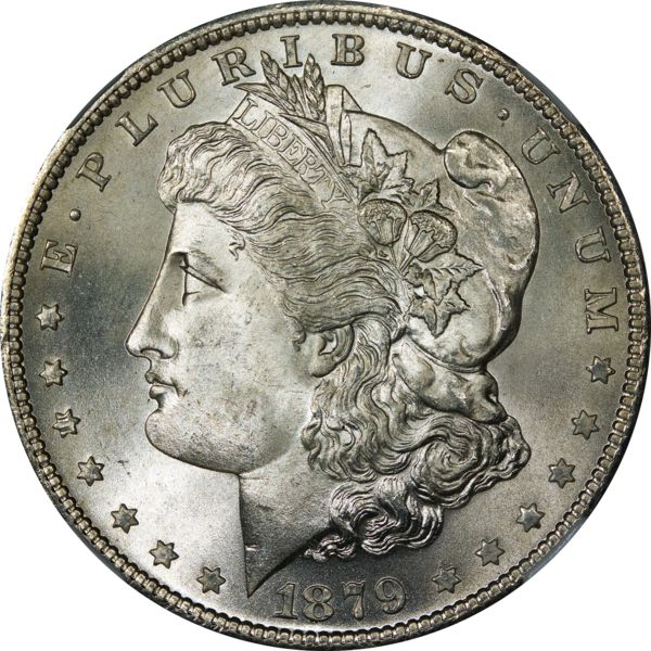 File:1879S Morgan Dollar NGC MS67plus Obverse.png