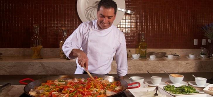 Esse chef Fernando Duarte é fera mesmo!