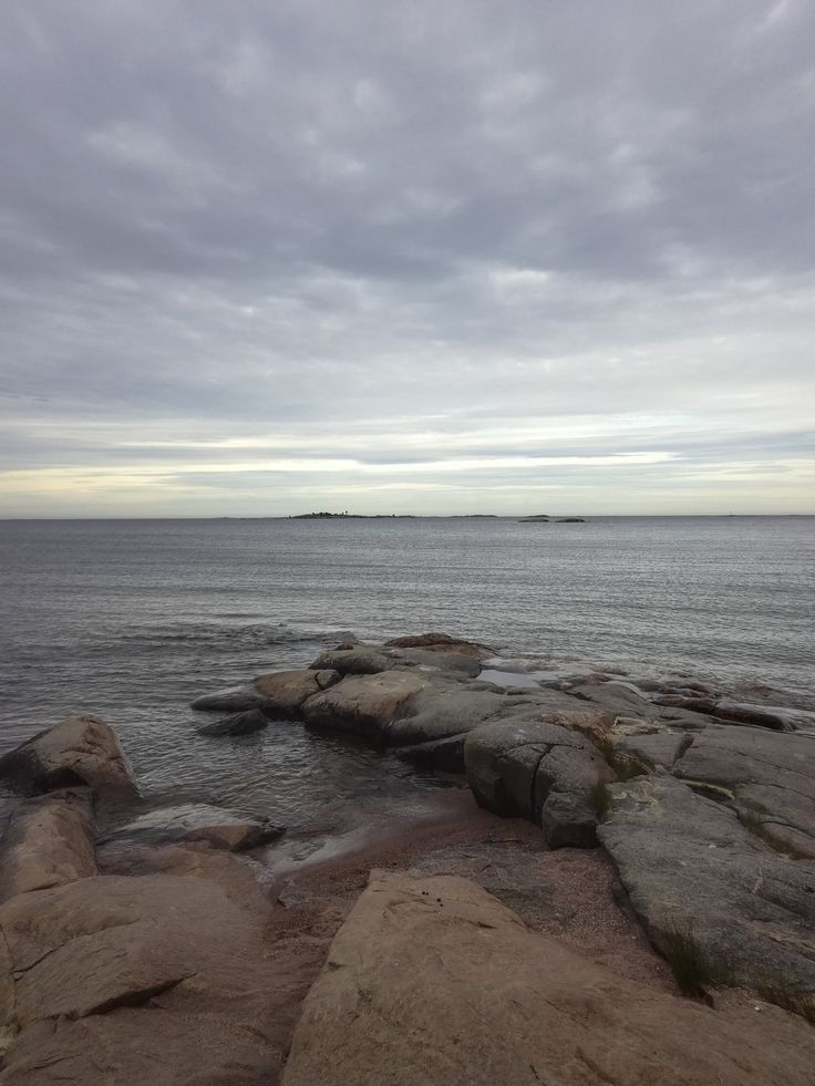 Shades of gray - Serenity of shades of gray in Hanko.