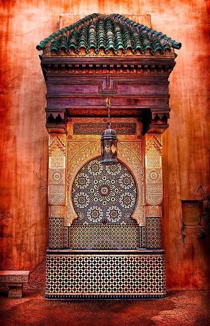 Hope Von Joel Fashion Stylist/Editor/Art Director: Morocco - A TRIP OF INSPIRATION