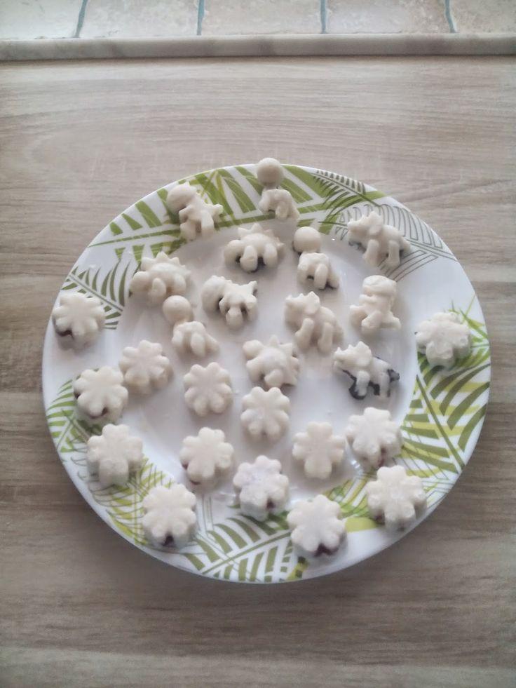 Radosny zakątek: Mega zdrowe cukierki świąteczne