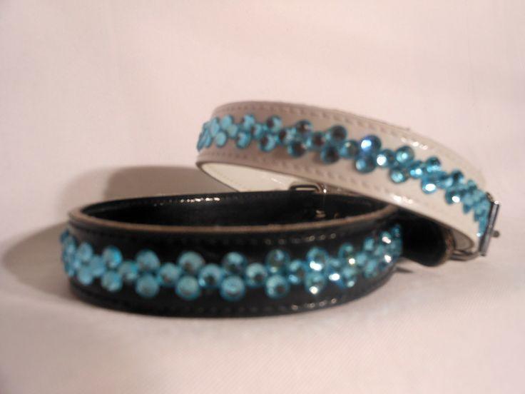 AQUA MARINE DICE  $24.95 Dice design of beautiful blue diamantes, even the boys will love it. Available in Black or White.