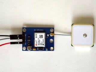 ESP8266 and Visuino: GPS Location Web Server With Google