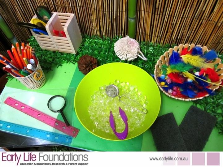 """Lovely ways to develop fine motor skills - from Walker Learning School ("""",)"""