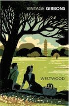 Westwood, by Stella Gibbons. One of the best books I've read in ages. Slyly hilarious, unpredictable and atmospheric.