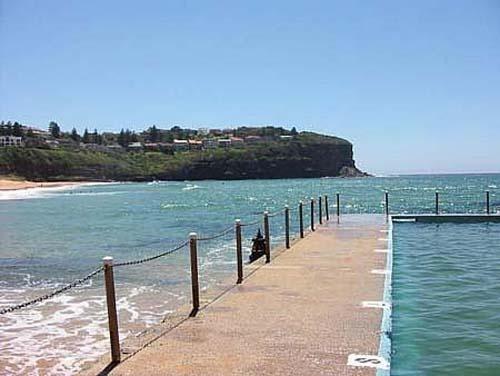 Bilgola Ocean Pool
